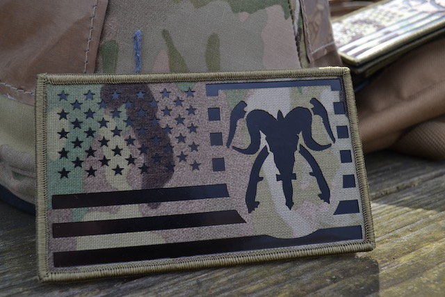 custom IR patch for IFF protection