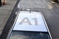 A1 Thermal vehicle markers